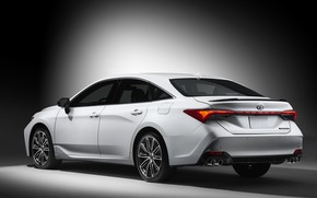 Picture back, Toyota, side, 2018, Avalon, Touring