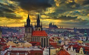 Picture the city, Prague, architecture