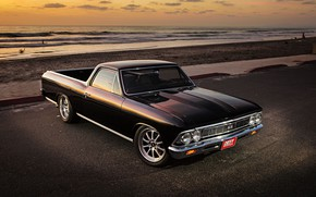 Picture Chevy, Chevelle, The Way, Pick up, Vehicle, Modified
