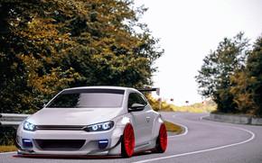 Picture Auto, Volkswagen, Machine, Scirocco, Volkswagen Scirocco, Transport & Vehicles, Ayhan Aytan, by Ayhan Aytan
