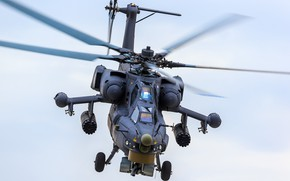 """Picture Mi-28N, The Russian air force, Havoc, """"Night hunter"""", Russian Attack Helicopter, """"Spoiler"""""""