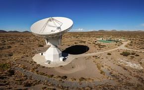 Picture space, ESA, radio telescope, european space agency