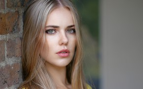 Picture look, girl, model, portrait