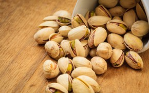 Picture Mug, Nuts, Placer, Pistachio