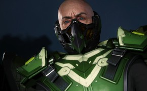 Picture The game, Look, Costume, Mask, Marvel, Villain, Game, Comics, Vulture, Mask, Marvel, Look, PlayStation 4, …