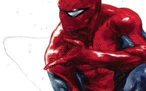 Picture Art, Marvel, Comics, Peter Parker, Spider Man