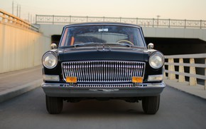 Picture black, sedan, front view, Red Flag, Red Flag, FAW, Hongqi, CA771