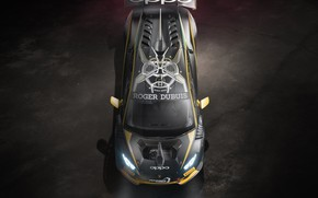 Picture machine, Lamborghini, sports car, Huracan, Super Trofeo Evo Collector