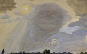 Picture 1920, Summer Sun, Charles Ephraim Burchfield