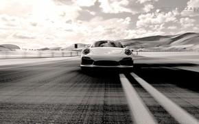 Picture HDR, 911, Porsche, Sky, Speed, Turbo, Game, Porsche 911 Turbo S, FM7, UHD, Forza Motorsport …