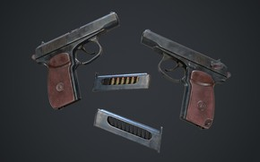 Picture Russia, The Makarov Pistol