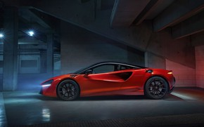 Picture McLaren, Hybrid, Supercar, 2022, Artura, High-Performance, McLaren Artura