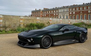 Picture Aston Martin, coupe, side, V12, Victor, 2020