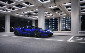 Picture Ford, supercar, Ford GT, by tikistudios