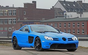 Picture McLaren, SLR, Mercedes, CUT48