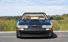 Picture front view, Coupe, Aston Martin V8 Vantage Zagato