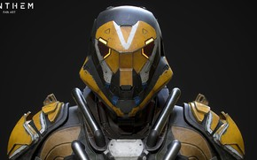 Picture game, Electronic Arts, fan art, Anthem