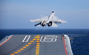 Picture Fighter, The carrier, THE CHINESE NAVY, Shenyang J-15