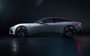 Picture Side view, 2020, Electric Car, Karma Pininfarina GT