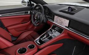Picture interior, Porsche, Panamera, 2021, Panamera 4S E-Hybrid