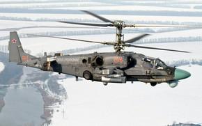 "Picture flight, Ka-52, combat helicopter, ""Alligator"", Videoconferencing Russia"