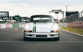 Picture The Mans, 911, Porsche, front view, 2018, Clubsport, Le Mans Classic Clubsport, Paul Stephens