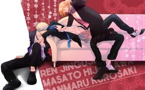 Picture sofa, guys, Uta No prince-sama, Singing Prince