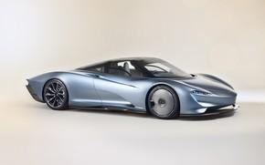 Picture McLaren, hypercar, 2019, Speedtail