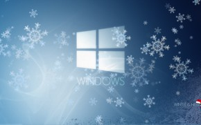 Picture windows 7, windows, the Wallpapers, cold, windows 10, Wallpaper 1920x1080, winter 2018, winter 2019