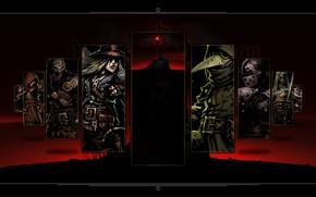 Picture torch, Darkest Dungeon, leper