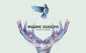 Picture Music, Blue, Bird, Hands, Bird, Wings, Music, Blue, Smoke, Group, Bird, Hands, Wings, Mirrors, Imagine …
