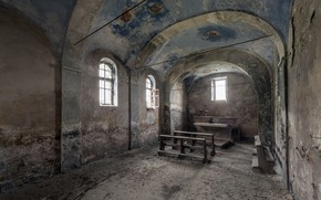 Picture background, interior, cell