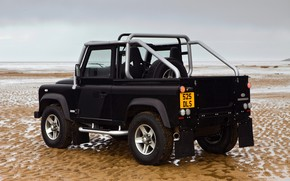 Picture 2008, Land Rover, body, Defender, SVX, 60th Anniversary Edition
