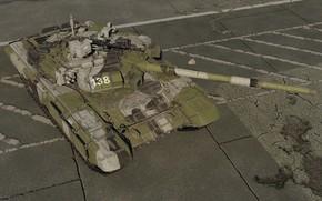 Picture Russia, Main battle tank, T-90A