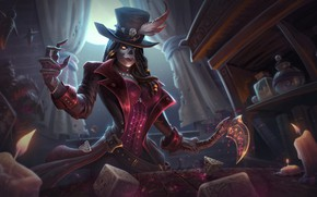 Picture look, weapons, room, the game, hat, art, Baroness Izanami