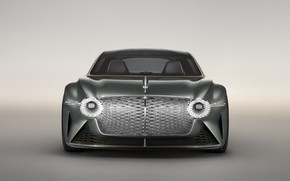 Picture Concept, Bentley, front view, 2019, EXP 100 GT