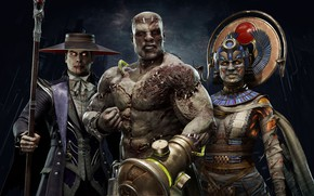 Picture the game, game, fighters, MK11, Mortal Kombat 11