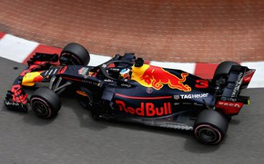 Picture Formula 1, Red Bull, 2018, racing car, RB14