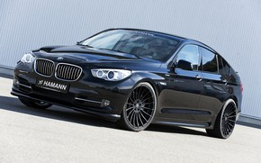 Picture tuning, BMW, Hamann, 2010, Gran Turismo, 550i, 5, F07, 5-series, GT