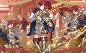Picture girl, Fire Emblem, Fire Emblem Heroes