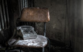 Picture background, chair, phone