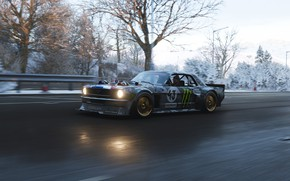 Picture Mustang, Ford, Microsoft, game, 2018, Hoonicorn, Forza Horizon 4