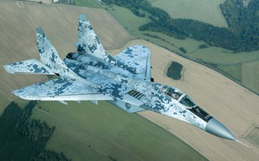 Picture fighter, multipurpose, MiG-29, The MiG-29