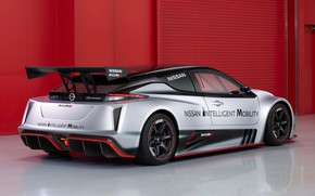 Picture Nissan, Leaf, 2019, Nismo RC
