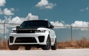 Picture Land Rover, Range Rover, Sport, Vossen, Sight, SVR