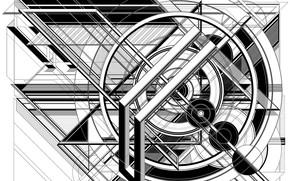 Wallpaper background, design, form