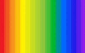 Picture line, background, paint, strip, rainbow