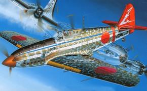 Picture Japan, B-29 Superfortress, Ki-61, Kawasaki Ki-61 Hien, IJAAF