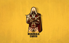 Picture Minimalism, Minimal, Assassin's Creed, Assasins Creed