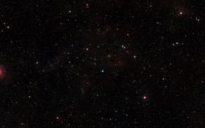 Picture Stars, Nebula, NGC 7009, The Saturn Nebula, Constellation Aquarius, Planetary nebula, Dust Clouds